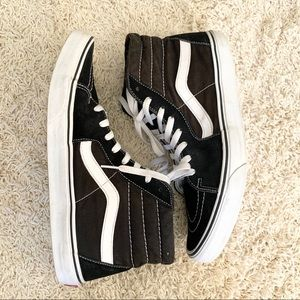 Vans Men black shoes